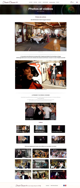 Image3 portfolio French crooner