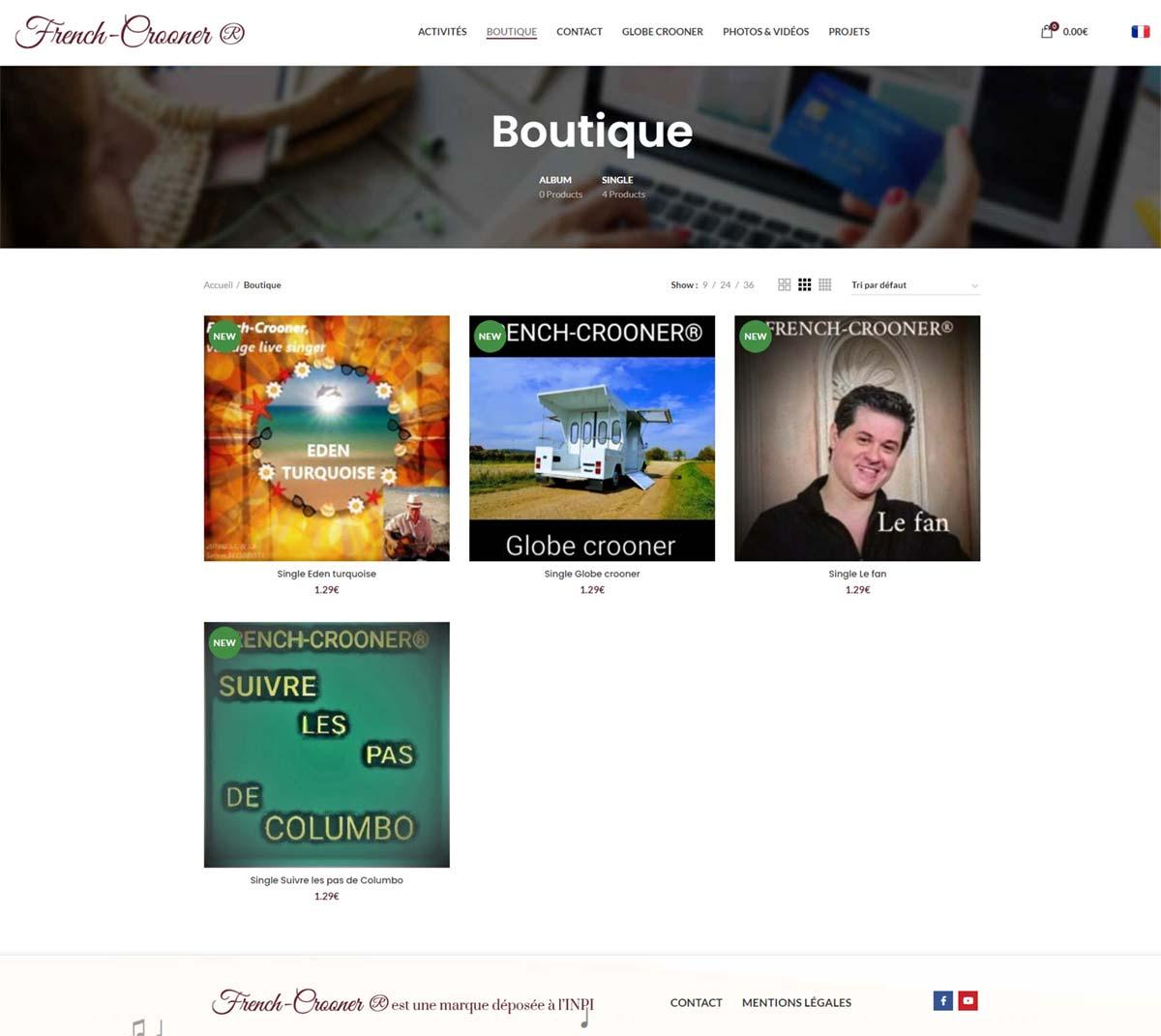 Image7 portfolio French crooner