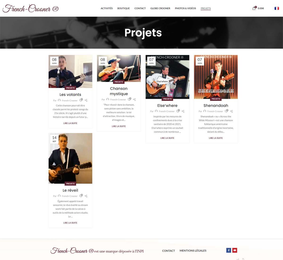 Image8 portfolio French crooner
